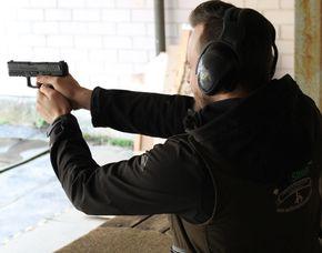 Schießtraining - Großkaliber - Bad Abbach Schießtraining mit Großkalibern, 2 Stunden