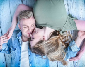 Paar-Fotoshooting - Hamburg inkl. Make-Up, 3 Prints & 1 Bild digital, ca. 2 Stunden