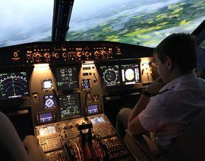 Flugsimulator - Airbus A320 - 2 Stunden Airbus A320 - 2,5 Stunden