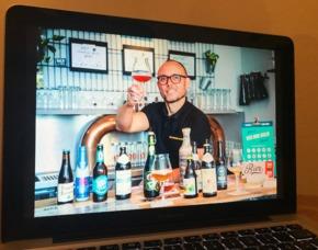 Bierverkostung online von 7 Sorten Bier, inkl. Versand und Verkostungsgläser