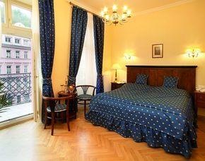Kurzurlaub inkl. 120 Euro Leistungsgutschein - Hotel Salvator - Karlovy Vary / Karlsbad Hotel Salvator
