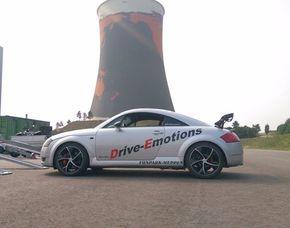 Rennstreckentraining Audi TT - 30 Minuten Rennstreckentraining im Audi TT Race Car - 30 Minuten