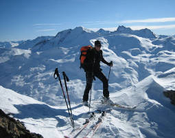 Tagesskitour Mayrhofen Tages-Tour Zillertal - ca. 7 Stunden
