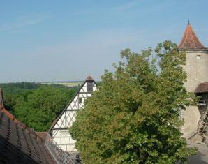 Romantikwochenende Rothenburg ob der Tauber