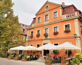 Romantikwochenende (Little Romance für Zwei) Rothenburg ob der Tauber Akzent Hotel Schranne