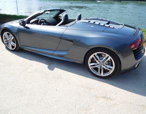 Audi R8 fahren Baden-Baden