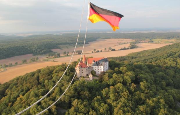 romantische-ballonfahrt-grabfeld-ausblick
