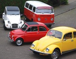 Oldtimer Selber fahren für Zwei Oldtimer fahren für Zwei: verschiedene Fahrzeuge zur Auswahl - 23 Stunden