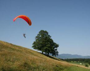 Gleitschirm-Schnupperkurs Brannenburg