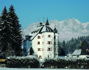 Kurzurlaub inkl. 80 Euro Leistungsgutschein - Schloss Münichau - Reith bei Kitzbühel Schloss Münichau