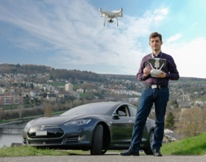 Drohnen Schnupperfliegen Donaueschingen