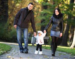 Familien-Fotoshooting inkl. 3 Prints & 3 Bilder digital, ca. 1 Stunde