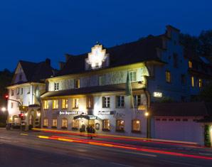 Schlemmen & Träumen Hotel Bayerischer Hof - 4-Gänge-Dinner in the dark