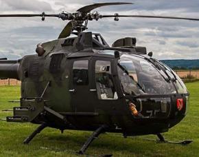 Hubschrauber-Simulator Windesheim