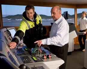 Kindheitsträume Kapitän für einen Tag