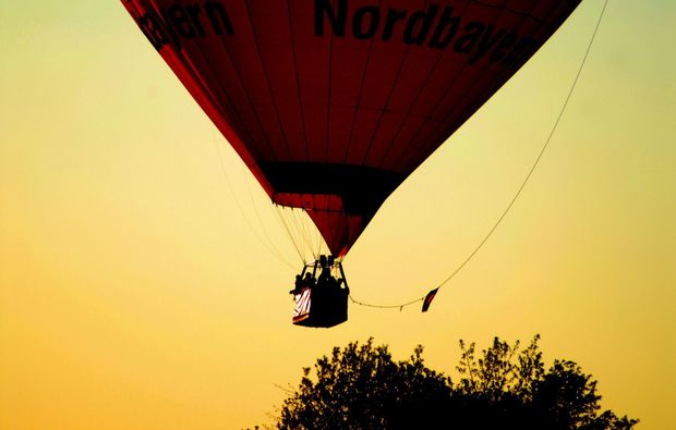 ballonfahrt-pottenstein-sonnenuntergang