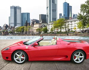Ferrari fahren Dortmund