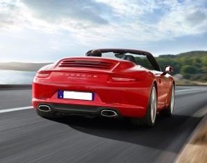 Porsche 911 Carrera selber fahren - 1 Tag Porsche 911 Carrera - 1 Tag ohne Instruktor