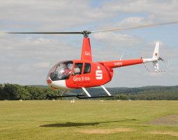 Hubschrauber-Rundflug Fulda 30 Minuten