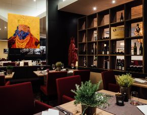 Schlemmen und Träumen Best Western Premier Park Hotel - 3-Gänge-Menü