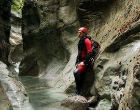 Canyoning Abtenau Salzburger Land - Ca. 4 Stunden