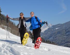 Iglu-Wochenende mit Schneeschuhtour Oberaudorf inklusive Hüttenabend und LVS-Training - 2 Tage