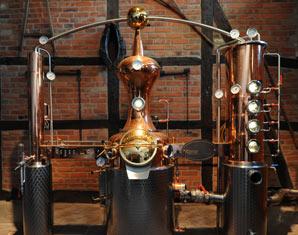 Brennseminar - Destillieren lernen Brennseminar mit eigenem Destillat, 2 Tage