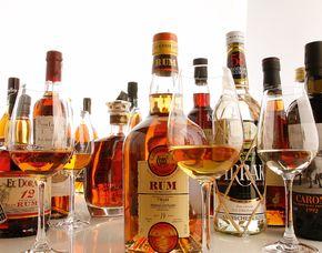 Rum-Tasting von 6-7 Sorten