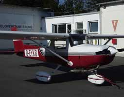 Pinch Hitter Egelsbach Cessna C152