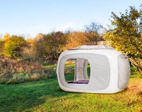 Sleeperoo Cube 1 ÜN (Preis B Sa) Natur-Erlebniszentrum- Gut Herbigshagen im sleeperoo Cube - inklusive Chillbox - Natur-Erlebniszentrum- Gut Herbigshagen