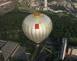 Ballonfahren   Frankfurt 60 - 90 Minuten