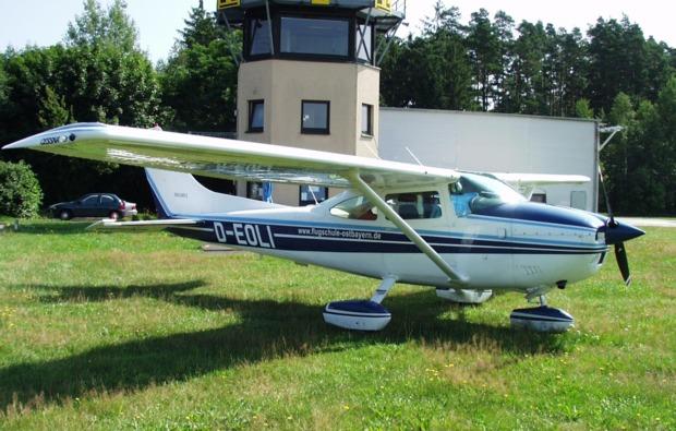 motorflugzeug-rundflug-schwandorf-action
