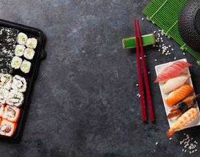 Sushi-Kochkurs - Senden inkl. Getränke