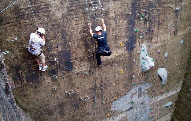 Klettersteig Duisburg : Kletterabenteuer in duisburg als geschenkidee mydays