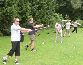 Golf Schnupperkurs Wiesloch Heidelberg - 2 Stunden