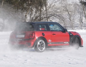 Mini John Cooper Works Wintertraining - Raum Lungau - Katschberg Wintertraining - 7 Stunden