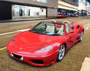 Ferrari F360 selber fahren - 40 Minuten - Ahrensfelde-Blumberg Ferrari F360 Spider - Ca. 40 Minuten