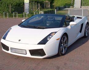 Lamborghini selber fahren - Lamborghini Gallardo Lamborghini Gallardo - 60 Minuten mit Instruktor