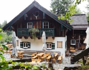 Romantischer Hütten-Kurzurlaub mit Fondue - 2 ÜN - Thalgau Forsthaus Wartenfels – Romantik-Fondue