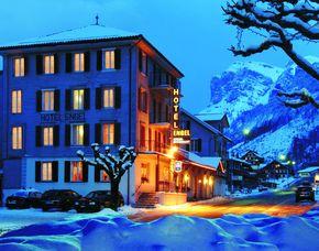 2x2 Übernachtungen - Hotel Engel - Emmetten Hotel Engel