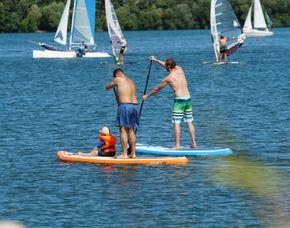 Stand Up Paddling Schnupperkurs - 1 Stunde - Zülpich Wassersportsee - ca. 1 Stunde