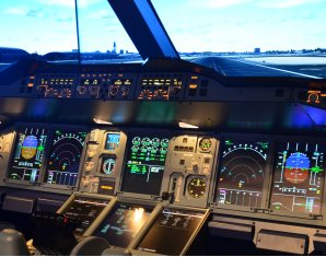 Flight Simulator - Typ Airbus A380 - 90 Minuten - Düsseldorf Airbus A380 - 80 Minuten