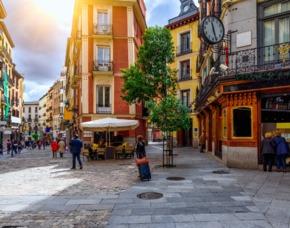 Erlebnisreisen Madrid