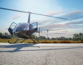 Romantik-Hubschrauber-Rundflug Würzburg