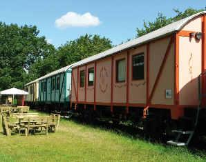 Übernachtung in der Gleisbauersuite für Zwei  - Ratzeburg in der Gleisbauersuite - Fahrt mit der Kleindraisine