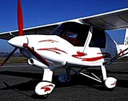 Flugzeug-Rundflug 45 Minuten