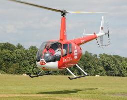 Hubschrauber-Rundflug Breitscheid