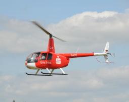 Hubschrauber-Rundflug Breitscheid 20 Minuten