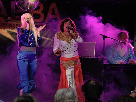 ABBA Deluxe Tribute Dinnershow
