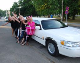 limo-junggesellenabschied